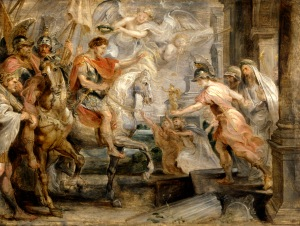 Triumphant_Entry_of_Constantine_into_Rome_by_Peter_Paul_Rubens[1]
